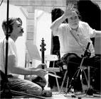 با کوپولا هنگام اجرا و ضبط موسیقی - جوانی بدون جوانی